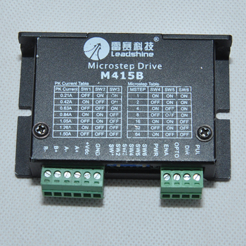 цена на Leadshine M415B DC24-36V stepper motor driver can drive 35 39 42 motor