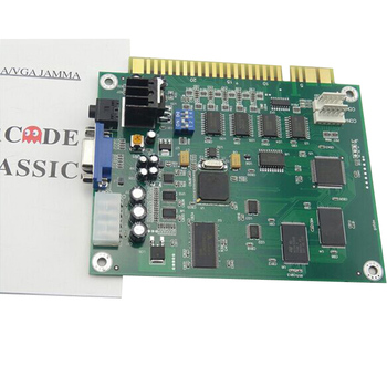 online shopping Classical Game 60 in 1 Multi Arcade Game Jamma Board PCB
