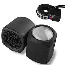Беспроводной пульт дистанционного управления звуковая система мотоцикл аудио колонки динамик bluetooth сигнализация водонепроницаемый мотоцикл MP3 аудио