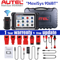 Autel Maxisys MS906BT PRO ECU Key Coding Super Tablet Scanner Diagnostic Tool MS908P Code Reader Scanner Wireless Bluetooth
