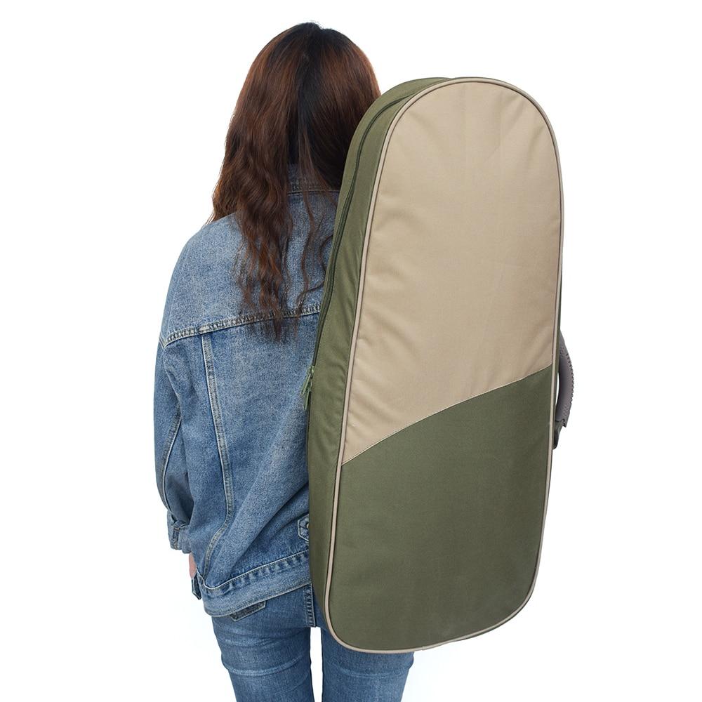Sacs de pêche sac de canne à pêche multifonctionnel 29.5in canne à pêche moulinet housse de protection sac de pêche sac à bandoulière de voyage