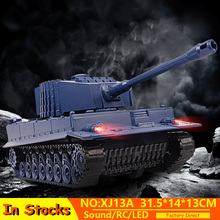 Lepins Rc Battle Tank Remote Control WW2 War Shooting Tank Big Scale Radio cross-country tracked Musical vehicle boys Toys Gift 1 32 rc war tank tactical vehicle main battle military remote control tank with shoot bullets model electronic hobby boy toys
