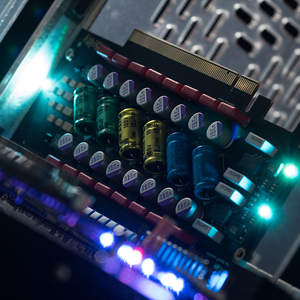 Image 5 - Lusya الطاقة تنقية ايفي PC الصوت مرشح السلطة المعزل امدادات للكمبيوتر تصفية PCI/PCI e بت I4 009