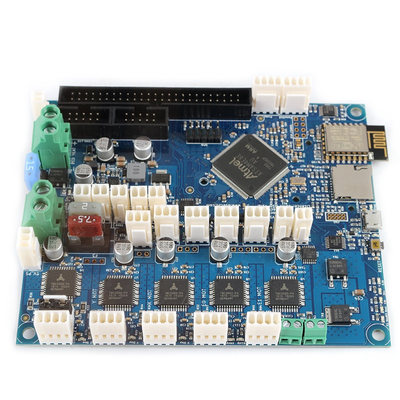 Duet 2 Wifi Control Board 32 Bit Cloned Duetwifi 5 inch PanelDue Touch-Screen Expansion Board CNC to SKR V1.3 3D Printer Parts