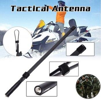 CS Tactical Antenna SMA-Female Dual Band VHF UHF 144/430Mhz Foldable For Baofeng UV-5R UV-82 UV5R For Pofung Uv82 Walkie Talkie