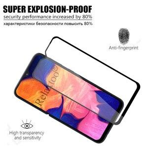 Image 5 - Закаленное стекло 2 шт. для samsung galaxy a10, защитное стекло на samsung samsun a 10 10a a105 a105F, защита для экрана