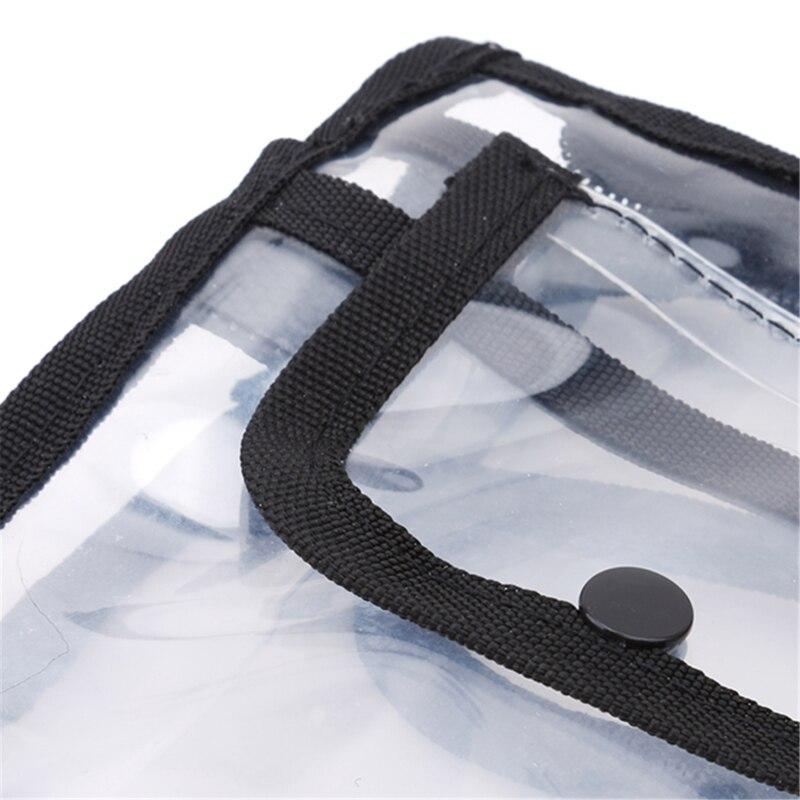 moda transparente um ombro saco de cosmeticos 04