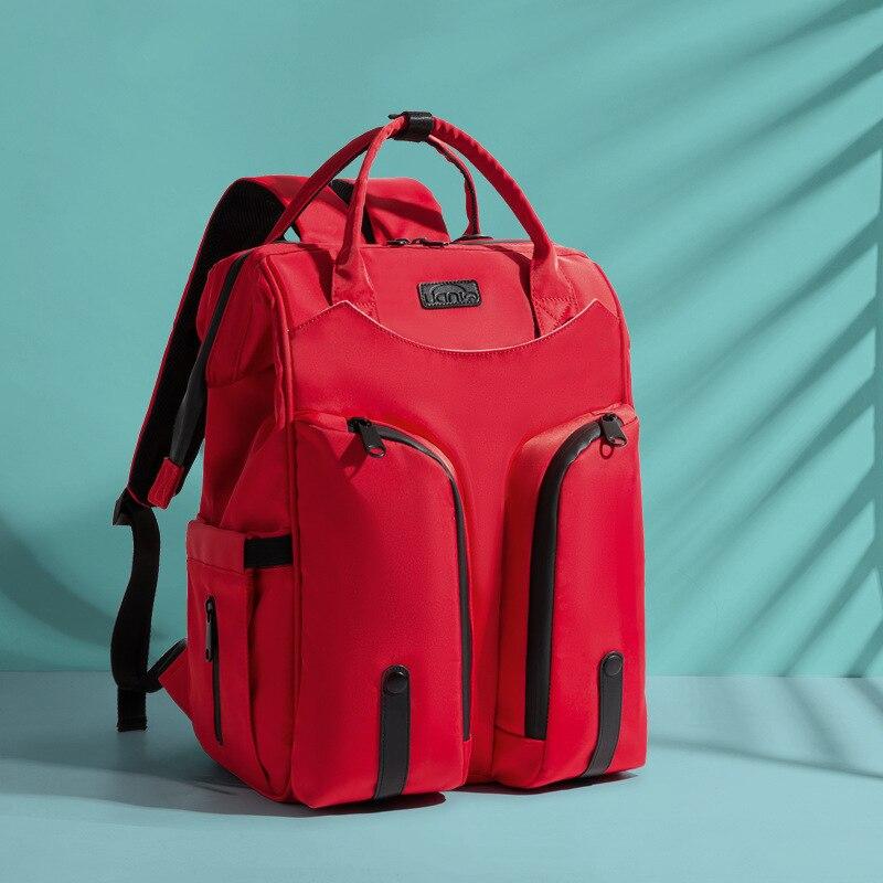 2020 Fashion Mummy Maternity Nappy Bag Large Capacity Nappy Bag Travel Backpack Nursing Bag For Baby Care Women's Fashion Bag