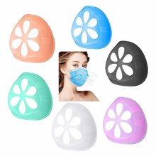 Dust-Cover Silicone Valve Bracket-Accessories Mask Assist Mouth-Mask-Holder Nose-Support