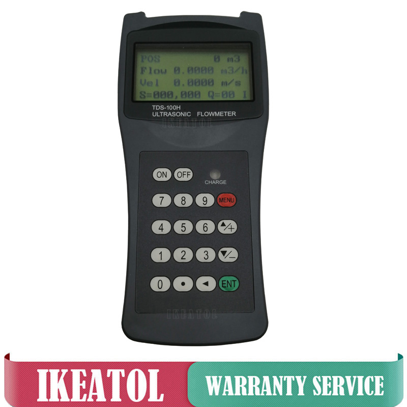 TDS-100H-M2 átalakító (DN50-700mm) hordozható ultrahangos - Mérőműszerek - Fénykép 4