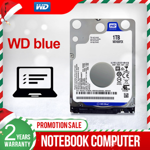 "Image 1 - WD Western Digital Blue 1TB  Notebook hdd 2.5"" SATAIII WD10SPZX disco duro laptop Internal Hard Disk Drive Internal HD Harddisk"