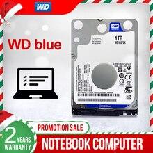 """Wd western digital のブルー 1 テラバイトノートブック hdd 2.5 """"sataiii WD10SPZX ディスコ duro ノートパソコン内蔵ハードディスクドライブ内部 hd ハードディスク"""