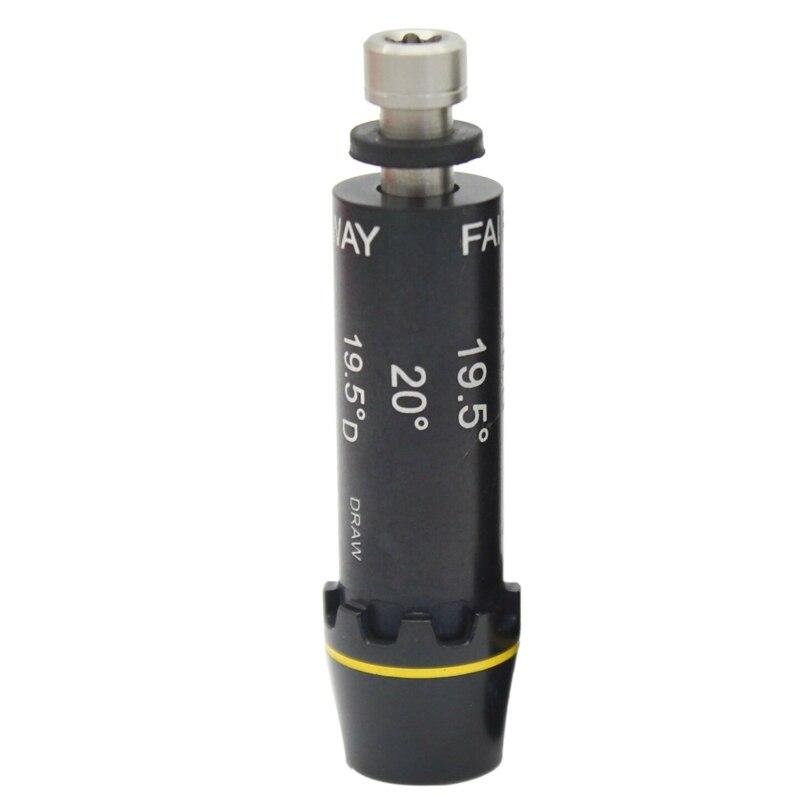1Pcs 17°-20° Golf Shaft Adapter Sleeve .335 Rh For Cobra King Driver Fly-Z & + Bio-Cell