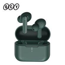 Qcy t10 bluetooth 5.0 fones de ouvido esportes em fones de ouvido ultra-longa espera
