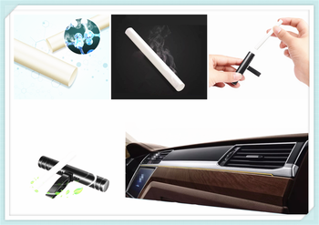 Mini car auto Air Export Aromatherapy Stick Freshener Perfume Supplement for Ford Expedition EcoSport Kuga F-Series Escape image