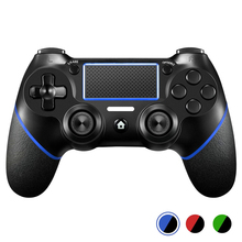 Bluetooth Wireless Gamepad For PS4 Controller Double Vibration for Playstation 4 Console For ps4 Joystick Gamepad for ps4 controller wireless bluetooth gamepad controller for sony playstation 4 for dualshock 4 joystick gamepad wholesale