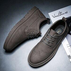 italian leather men shoes fash