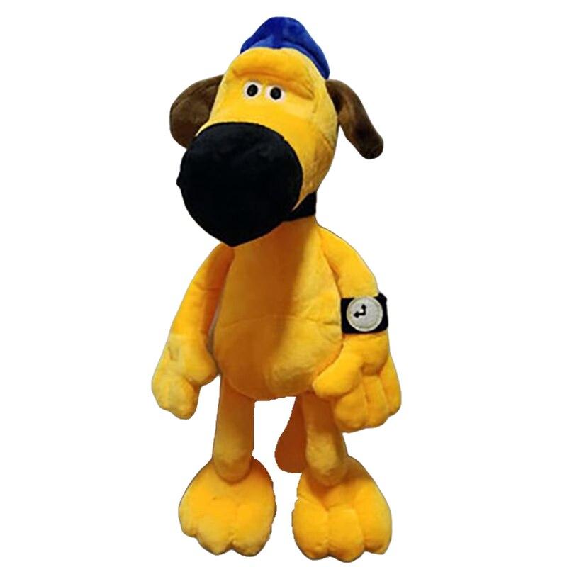 Мультиразмерная мультяшная плюшевая игрушка, пастушья, желтая битацер, партнер Шон, мягкая Высококачественная мягкая кукла, прекрасный под...