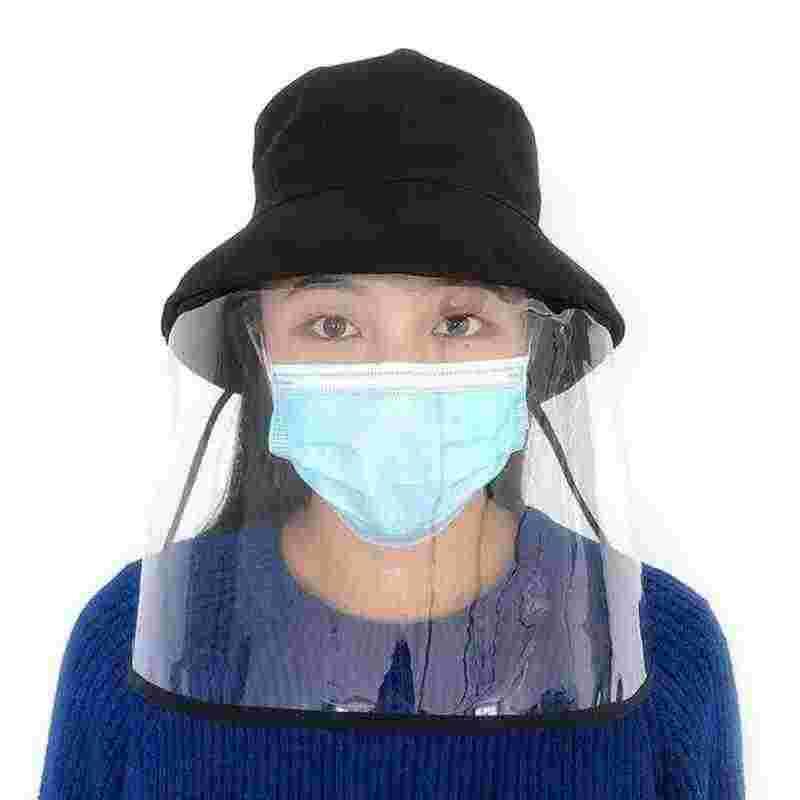 maschera viso antivirus