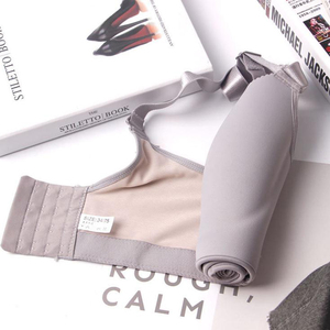 Image 4 - Mode Sexy soutiens gorge pour femmes Push Up Lingerie sans couture soutien gorge Bralette sans fil brassière femme sous vêtements intimes