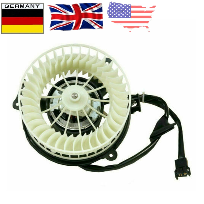 AP02 For <font><b>Mercedes</b></font> C124 W124 S124 A124 Heater Fan Blower Motor 1248200142 A1248200142 A1248203342 1248203342 image