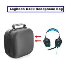 Seyahat Çantası Için Taşınabilir Durumda Logitech G430 G933 Kulaklık oyun kulaklığı Kapak Kutusu Çantası Evrensel anahtarı durum G231 G430 A40 PRO
