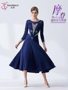 Image 1 - 2020 News ballroom dress standard clothes for ballroom dancing ballroom dance competition dresses M19341