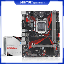 JGINYUE B75 płyta główna LGA 1155 procesor obsługuje procesor Intel i3 i5 i7 Xeon E3 V2 pamięć DDR3 z VGA HDMI B75M-H płyta biurkowa tanie tanio Płyty główne ROHS Intel B75 SATA 3 M 2 (NVMe) 1x RJ45 Pulpit NONE 16 GB İntel VGA (d-sub) PS 2 Combo 3 x gniazda Audio