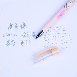 Image 3 - 25 pcs/lot Animals Erasable Pen Refills Rod Magic Erasable Gel Pen Washable Handle for School Office Writing Supplies Stationery
