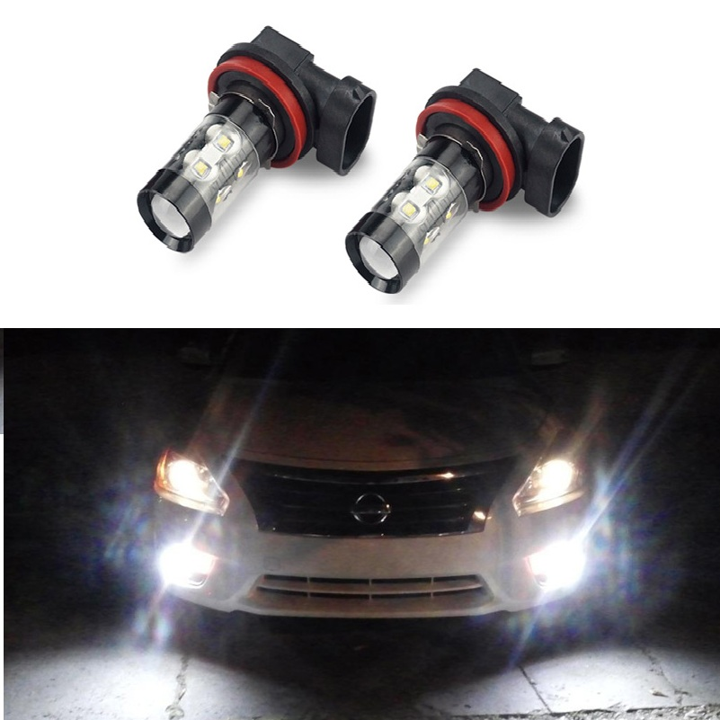 Ford Focus MK3  2011 to 2017 standard Clear front side Light Bulbs X2.