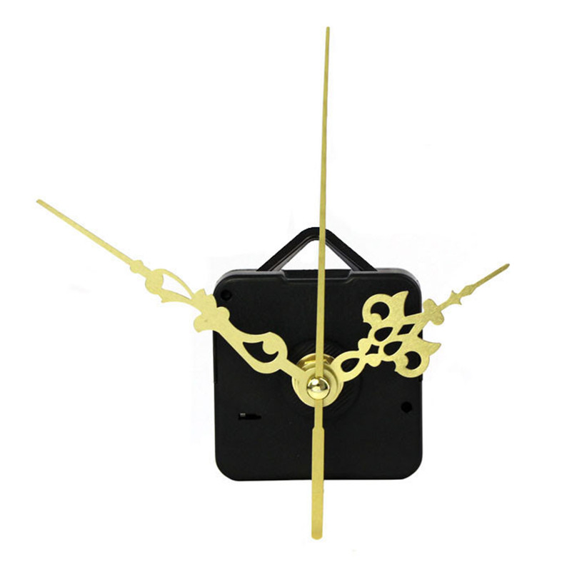 1 Set Silent Large Wall Clock DIY Quartz Clocks Movement Mechanism Hands Wall Repair Tool Parts Watch Clock Accessiories /D