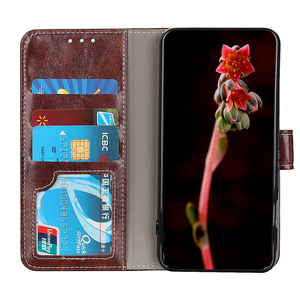 Image 5 - יוקרה רטרו Flip עור ארנק מגנטי סגירת כרטיס חריצי כיסוי מקרה עבור LG K40 K50 K12 בתוספת K12 מקס K12 ראש X4 G8 G8S Thinq Q60 Stylo 5 W30 W10 V50 Thinq 5G