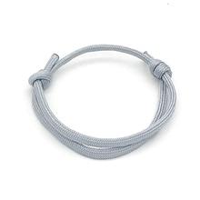 7-Cord Rope Survival Adjustable Outdoor-Sports for Bracelet Women 50cm Weaving