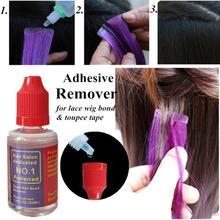 Средство для удаления волос, кружевные парики, лента для удаления клея, вода для фронтального парика, средство для удаления клея