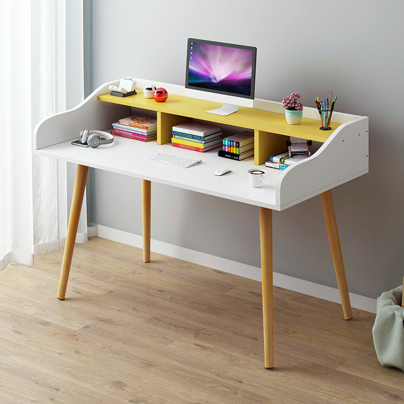 Wholesale Home Desktop Computer Desk Bedroom Desk Student Desk Simplicity Writing Desk Economic Creative Small Desk