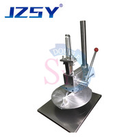 Commercial 220mm Manual stainless steel Dough Press Machine Dough Press Roller Sheeter for Making Pizza Pastry Hand Tools