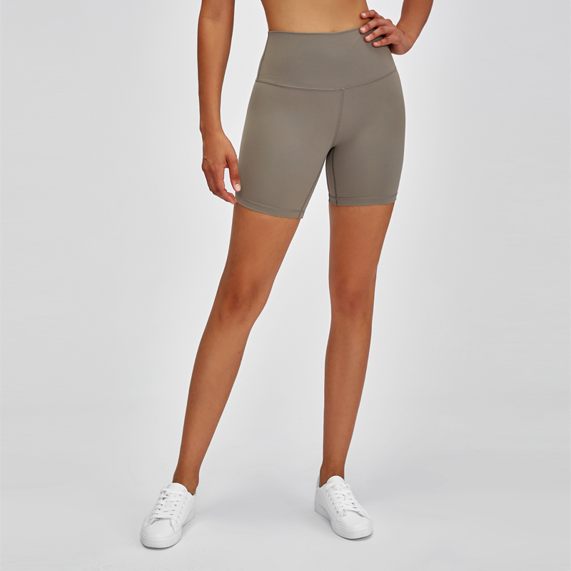 Nepoagym Athletic Shorts PHYSICAL High-Waisted Women Soft Super-Stretchy