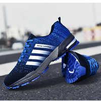 Atmungsaktive Laufschuhe Mode Große Größe Sport Schuhe 48 Beliebte männer Casual Schuhe 47 Bequemen frauen Paar Schuhe 46