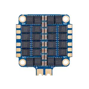 Image 1 - IFlight 40*43mm SucceX E 45A 2 6S BLHeli_S 4 in 1 ESC 지원 DShot DShot150/300/600/MultiShot/ OneShot for FPV racing drone kit