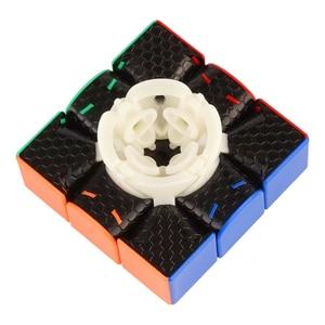 Image 4 - GAN356 R S 3x3x3 קסם מהירות קוביית stickerless מקצועי גן 356R גן 356 אוויר M גן 356 אני חינוכיים קוביות צעצועים