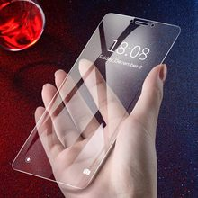 2pcs/Lot Tempered Glass For Huawei Y9 2019 2018 Y6 Y5 2017 Y7 Prime Y5II Y6II II 5C 7X Explosion Proof Screen Protector(China)