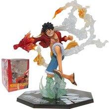 Luffy Ace figurines d'action Diable Jambe Sanji Figurine Roronoa Zoro Figura PVC Collection modèle jouets Anime une pièce Figure cadeaux