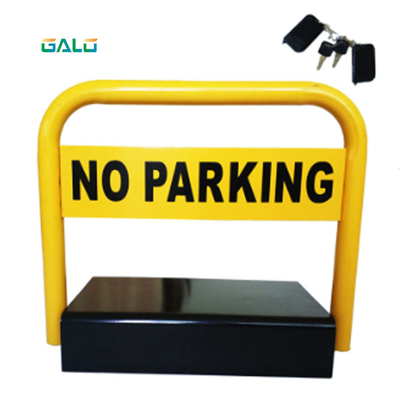 Remote Control Car Parking Barrier Parking Barrier Parking Locks & Barriers