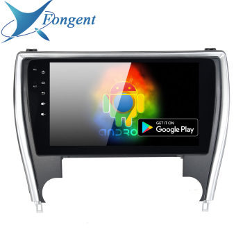 "for Toyota Camry US Version 2015 2016 2017 Vehicle 10.2"" Car Radio 1 Din Android 9.0 Entertainment Intelligent Multimedia Player"