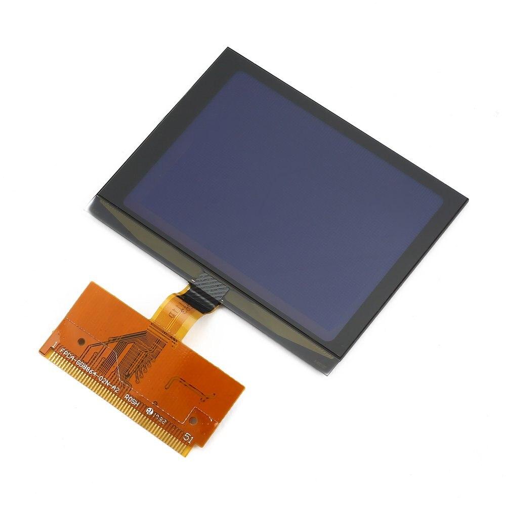 Yeni otomobil araba VDO cam LCD küme ekranı ekran Flex konnektör ve ekran sürücüsü Audi A3 / A4 / A6