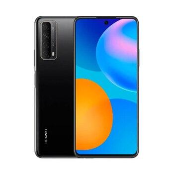 Перейти на Алиэкспресс и купить Huawei P Smart (2021) 4 ГБ/128 ГБ, черный (темно-синий), две SIM-карты