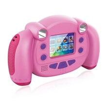 KC501 Mini Digital Camera 2 Inch Cartoon Cute CAM Toys Children Birthday Gift 10