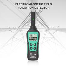 FUYI FY876 Handheld EMF Meter Electromagnetic Radiation Detector Monitor Household High Precision Wave Radiation Tester