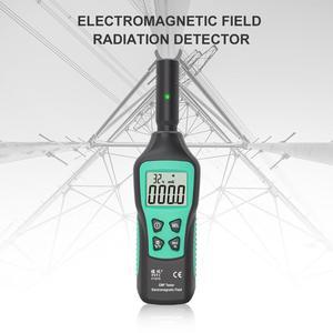 Image 1 - FUYI FY876 Handheld EMF Meter Electromagnetic Radiation Detector Monitor Household High Precision Wave Radiation Tester