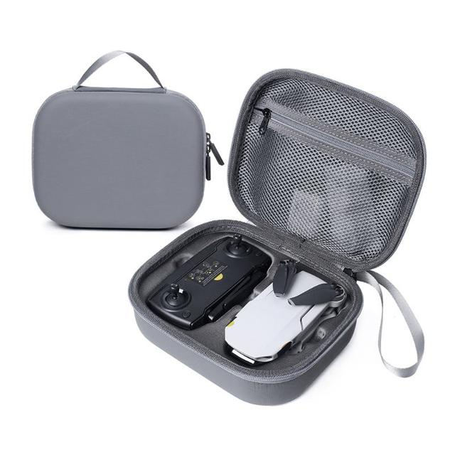 For PC Mini Drone Carrying Case with Sufficient Durability and Ruggedness Storage Bag Travel Case for DJI Mavic Mini Protective